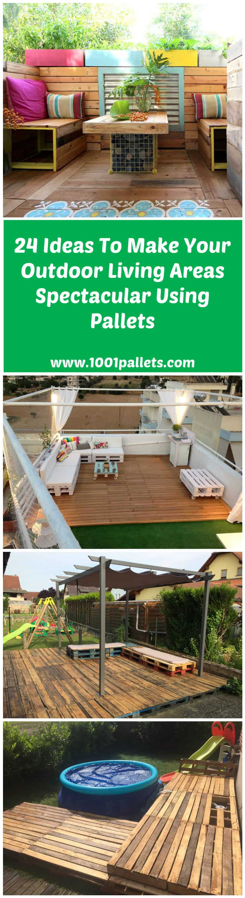 Decking Using Pallets Pallet Decks Pallet Terraces Patios O 1001 Pallets