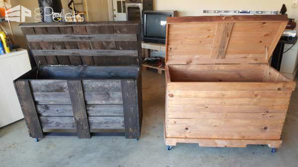 Spring Cleaning: 43 Pallet Organization Ideas For You! Pallet Benches, Pallet Chairs & Stools Pallet Bookcases & Bookshelves Pallet Boxes & Chests Pallet Cabinets & Wardrobes Pallet Coffee Tables Pallet Planters & Compost Bins Pallet Shelves & Pallet Coat Hangers Pallet Sofas & Couches
