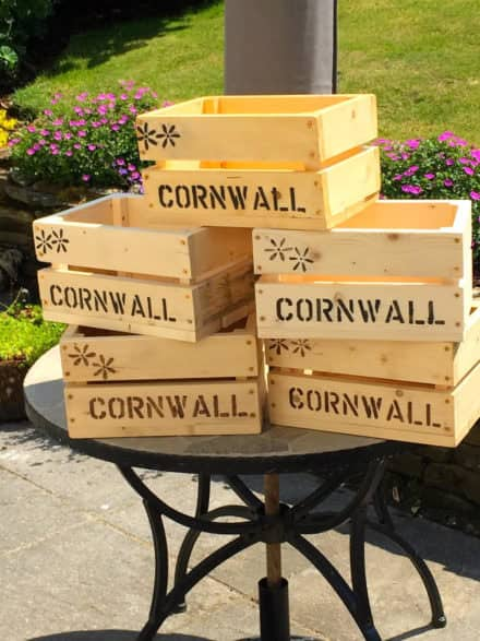 Cornwall Pallet Crates