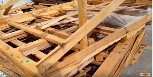Diy Video Tutorial: Find Free Wood Forever The Easy Way DIY Pallet ProjectsDIY Pallet Video Tutorials