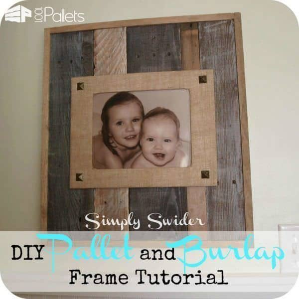 20 June Wedding Pallet Craft Ideas! Other Pallet Projects