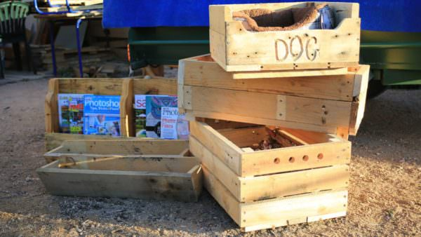 Multi-purpose Pallet Crates/Racks/Planters/Beds Pallet Boxes & Chests