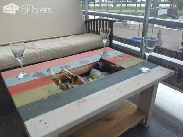 17 Summer Holiday Pallet Project Ideas!