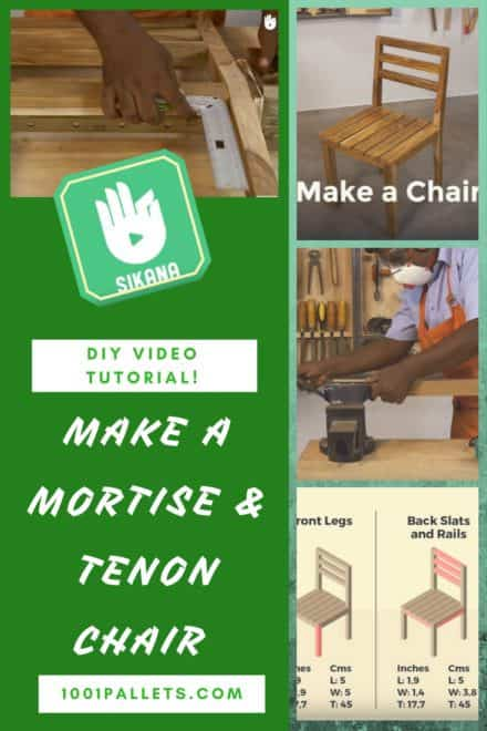 Diy Video Tutorial: Chair-making Basics Part 1