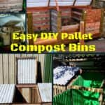 Don't Waste Those Garden Clippings: Compost Bin Ideas For You!