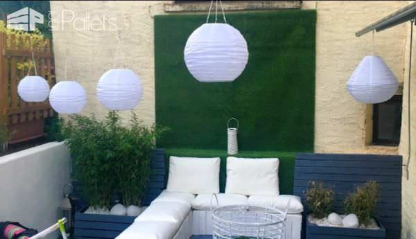 Elegant Garden Lounge Set / Salon De Jardin Lounges & Garden Sets