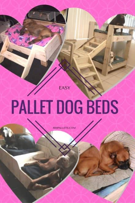 Pamper Your Pup: 11 Plush Pallet Dog Bed Ideas For You!