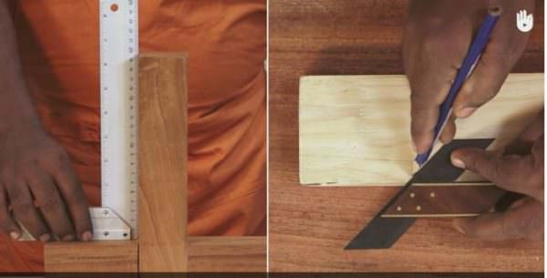 Diy Video Tutorial: Using Miter Squares For Perfect Joints DIY Pallet Video TutorialsWorkshop and tools
