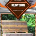 Diy Video Tutorial: Crazy Wooden Bouncy Bench