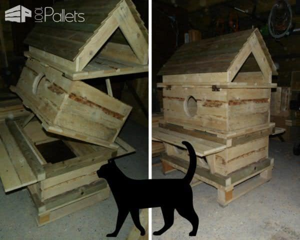 This 3-story condo is an excellent example of Cat Pallet Projects you'll find on our site.