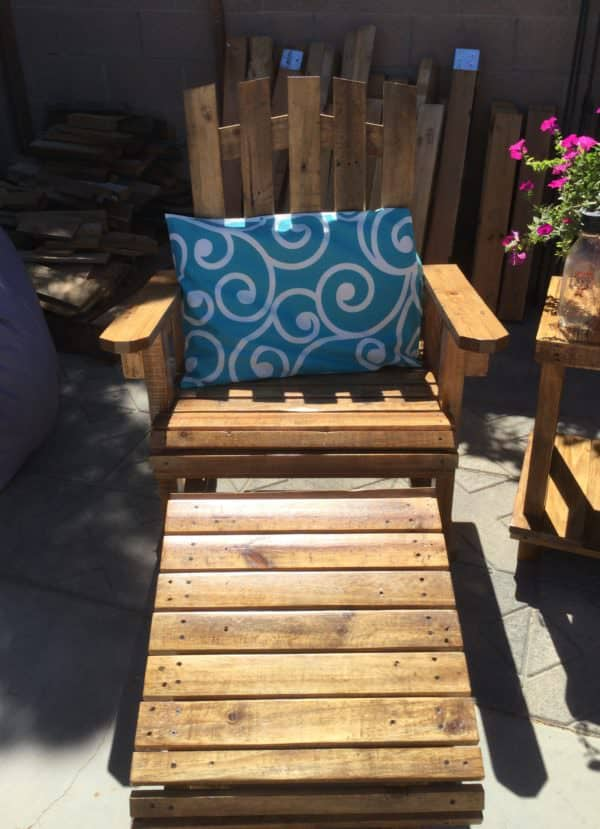 Taking the classic lines of the original Adirondack chair, this Adirondack Chairs Patio Set will provide maximum comfort!