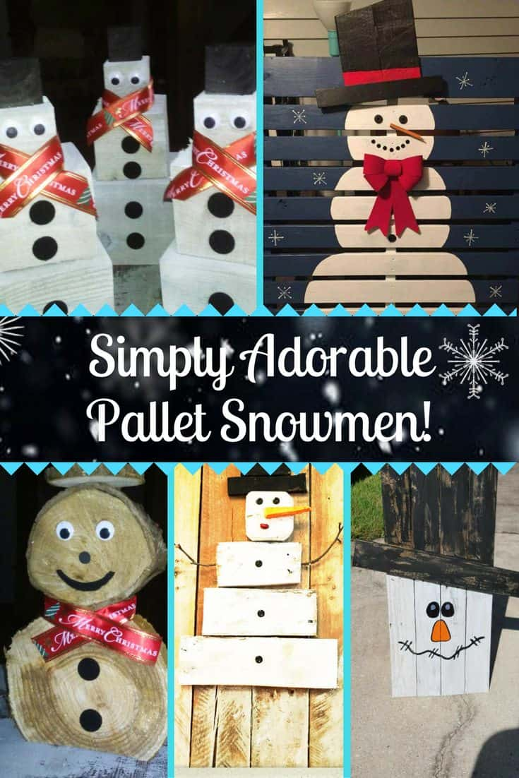 Outdoor Snowman Decorations Christmas