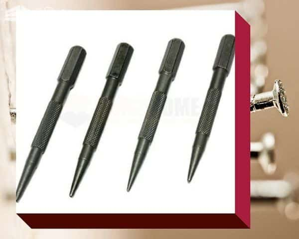 A low-cost way to remove nails or set them into your projects, these nail setters and center punches are a great addition to your Pallet Tools.