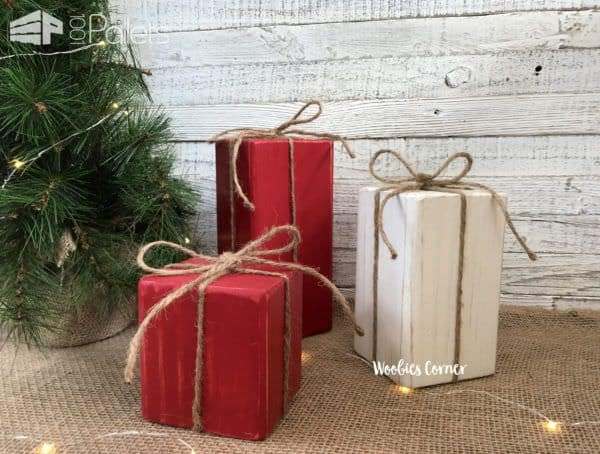 10 last minute upcycled wooden christmas ideas for you! u2022 1001 pallets