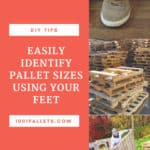Quick Tip: Easily Identify Pallet Sizes Without Tape Measures