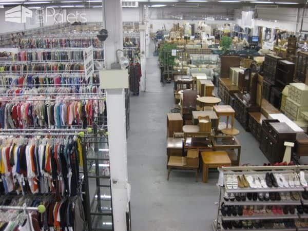 Check out Thrift Stores and Used Stores as a source of free wood (or almost free wood).