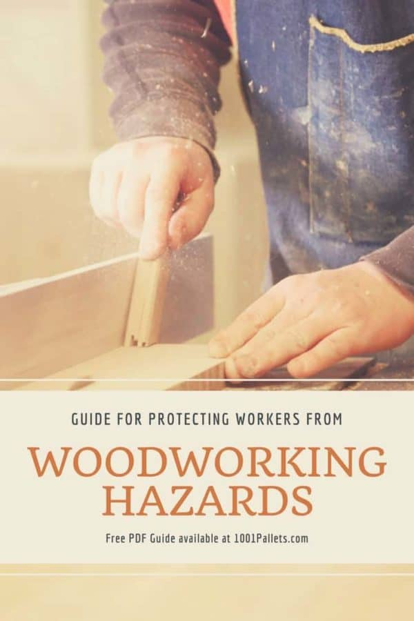 Protecting from Woodworking Hazards English Tutorials Woodworking