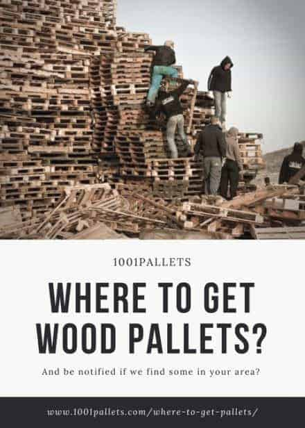 Where to Get Free Pallets? Where to Find Pallets For Sale?