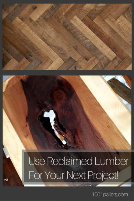 Woodworking Projects Using Reclaimed Wood: Worth the Effort!
