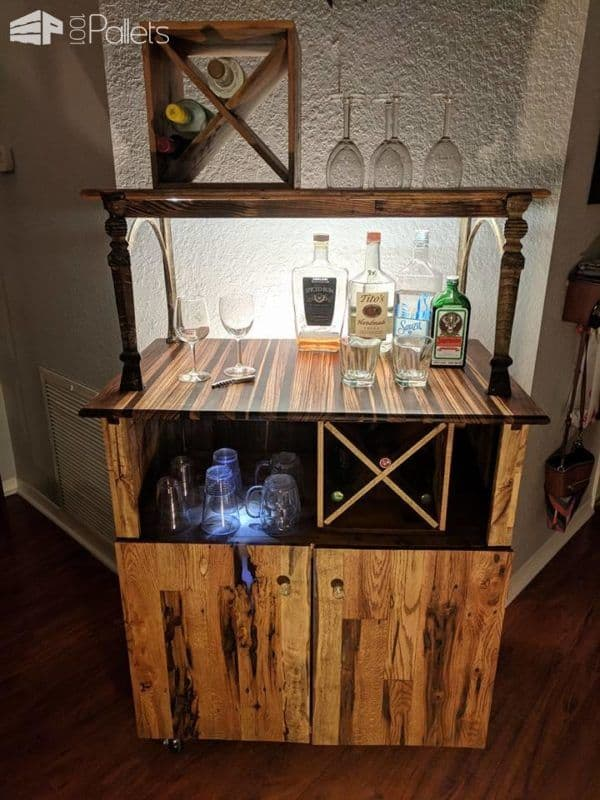 Here is the completed Wormhole Pallet Bar.