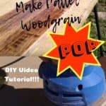Make Pallet Woodgrain Pop With Simple Tips: DIY Video Tutorial!