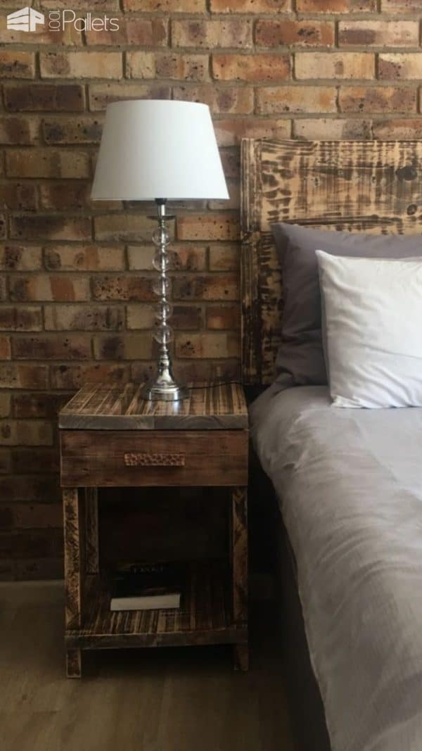 Build Your Complete Pallet Bedroom Set While Saving Money 1001 Pallets