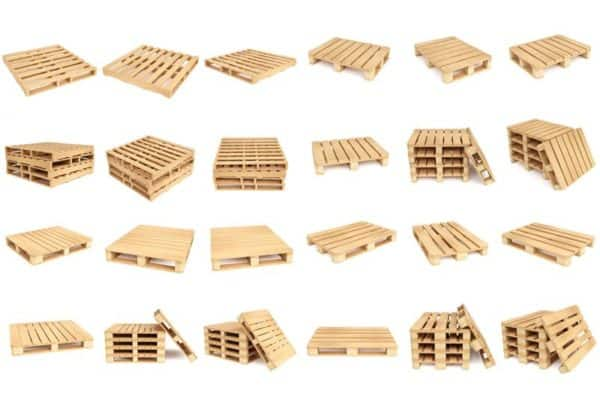 What are the standard pallet sizes & dimensions? • 1001 Pallets