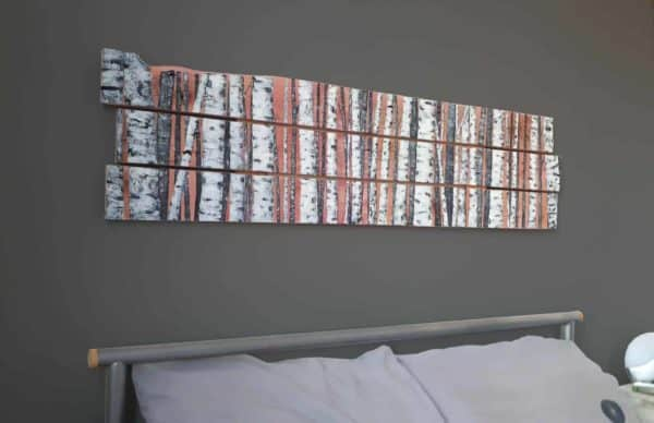 From Pallet to Wall Artwork Pallet Wall Decor & Pallet Painting