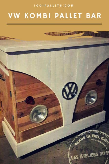 Vw Kombi Pallet Bar 2.0
