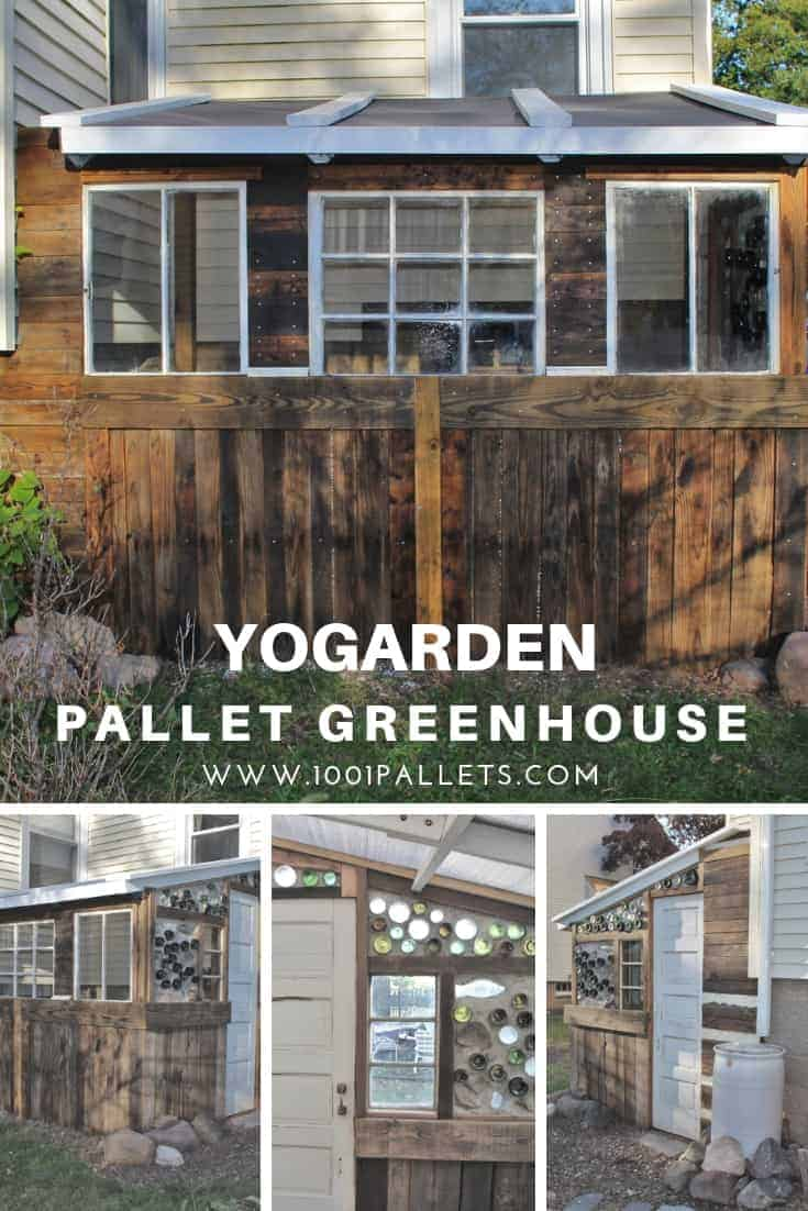 1001pallets.com-yogarden-pallet-greenhouse-5 Pallet Greenhouse Plans Wood on pallet wood books, pallet wood frames, pallet wood home, diy greenhouse plans, garden greenhouse plans, pallet wood building, pallet wood gardens, old windows greenhouse plans, recycled greenhouse plans,