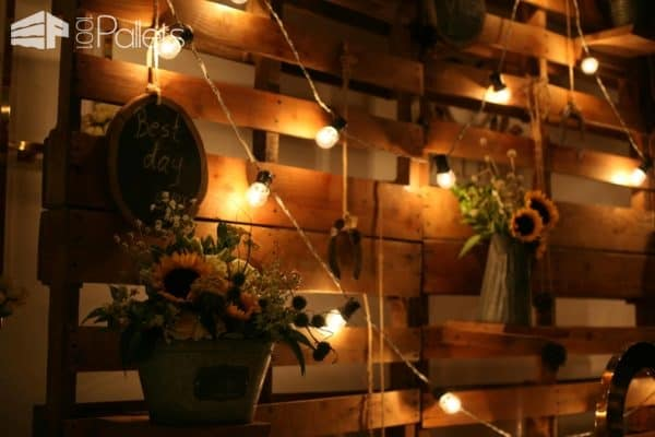 Pallet Rustic Wedding Decor Pallet Wall Decor & Pallet Painting