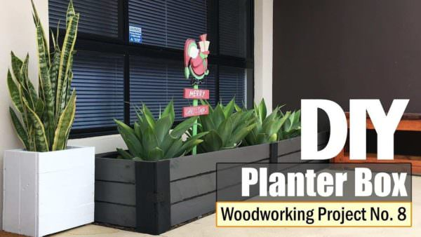 Diy – Pallet Planter Box DIY Pallet Tutorials Pallet Planters & Compost Bins