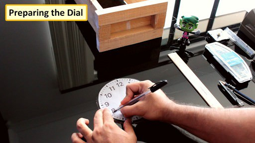 Diy – Pallet Pendulum Clock DIY Pallet Video Tutorials Pallet Clocks