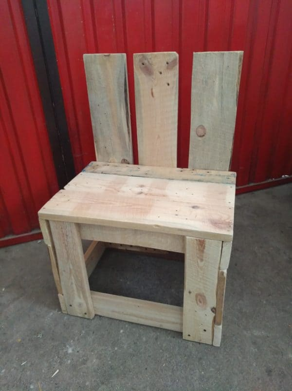 How I Made A Children's Wood Pallet Kitchen For Indoor / Outdoor Fun Pallet Crafts for Kids