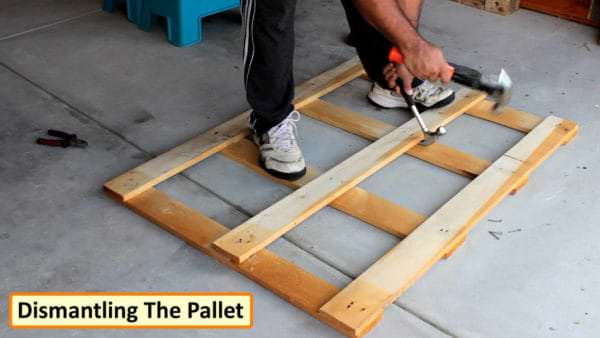 Diy – Backyard Pallet Planter Box DIY Pallet Tutorials DIY Pallet Video Tutorials Pallet Planters & Compost Bins