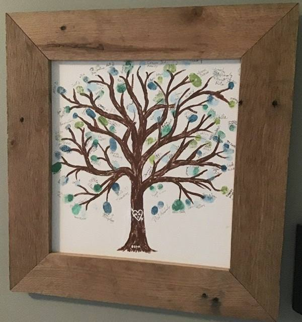 Simple Pallet Frame Pallet Wall Decor & Pallet Painting