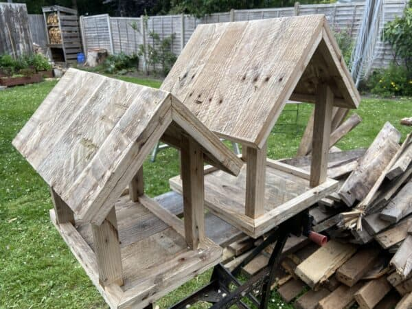 Pallet Bird Table Animal Pallet Houses & Pallet Supplies