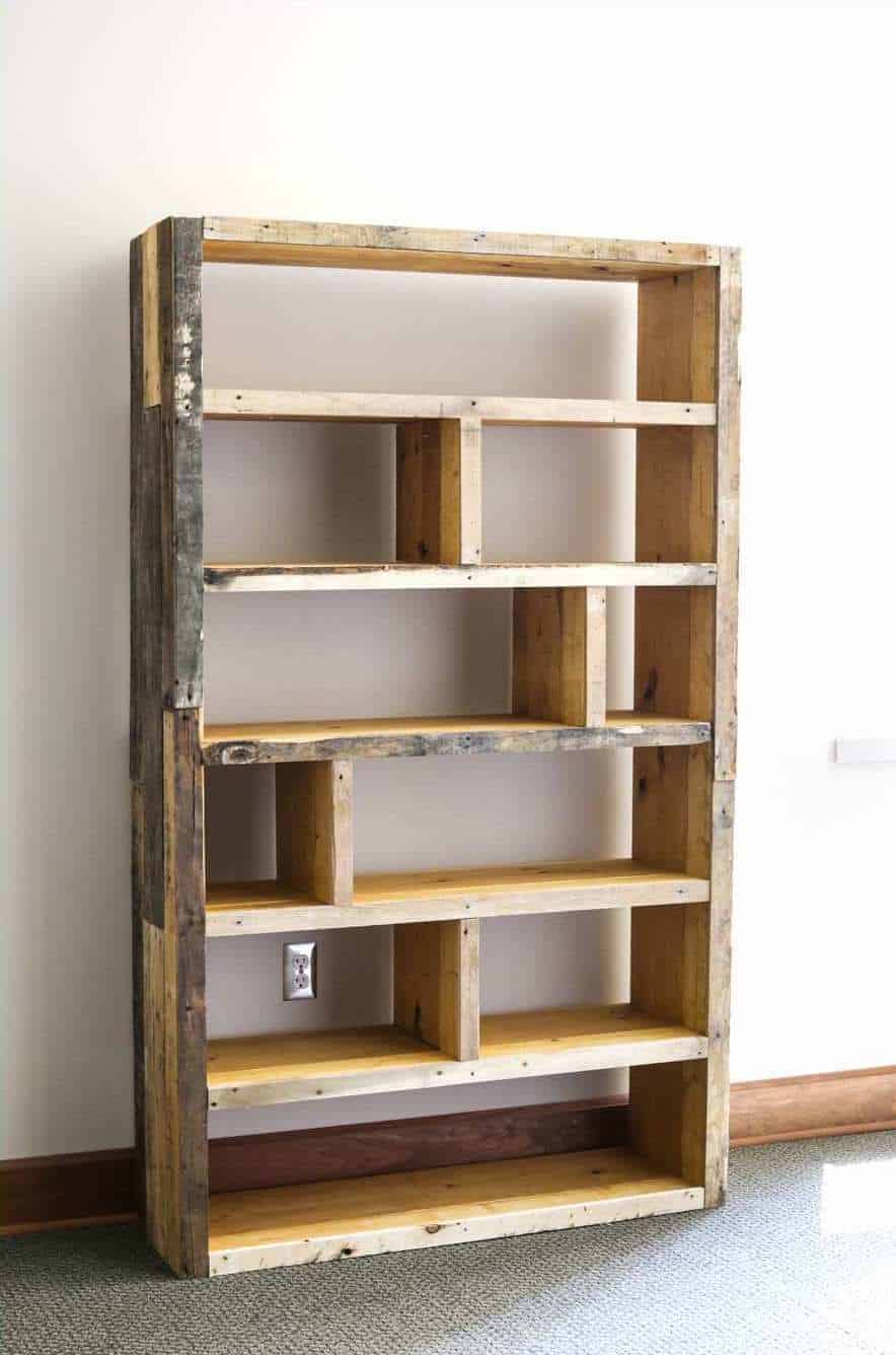 7 Ways to Incorporate Repurposed Pallets In Your Home