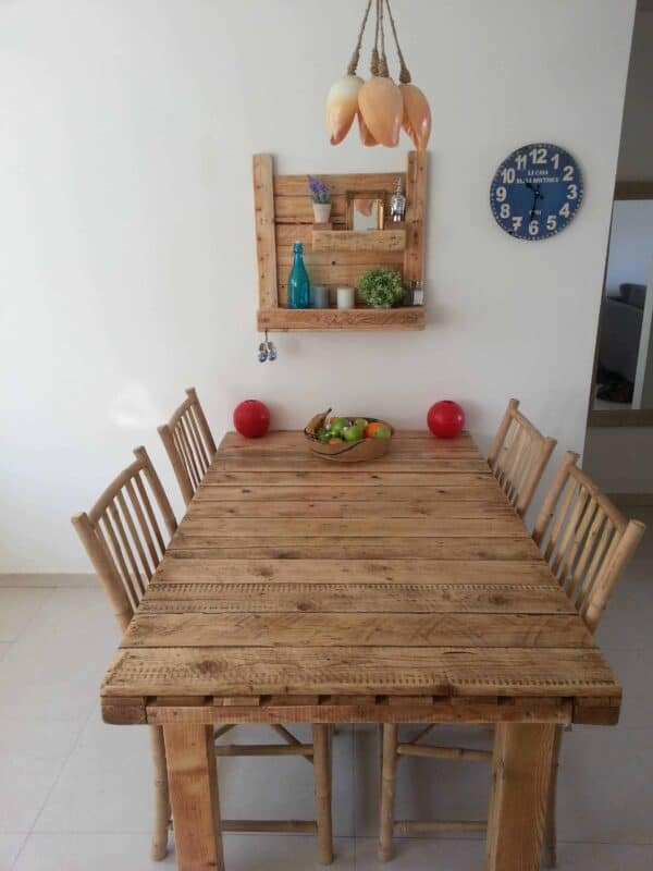 7 Ways to Incorporate Repurposed Pallets In Your Home Pallet Home Décor Ideas