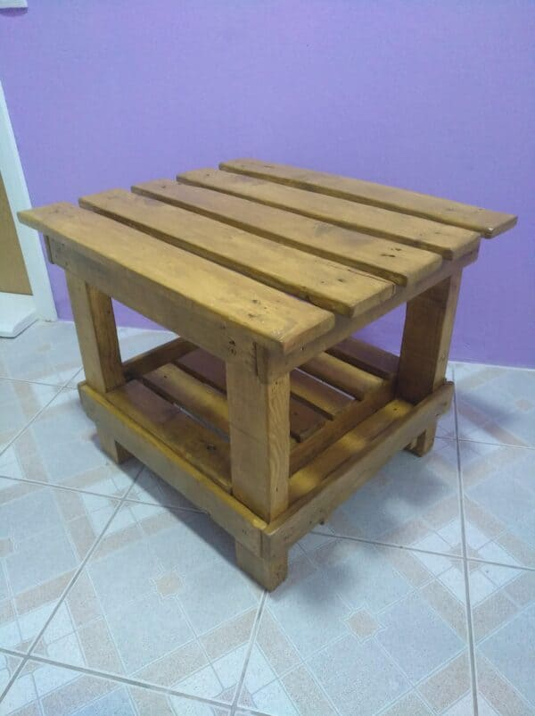 How I Мade A Small Pallet Coffee Table For The Balcony Pallet Coffee Tables