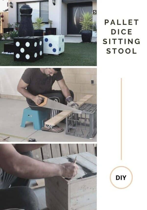 1001pallets.com-diy-pallet-dice-sitting-stool