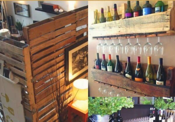 36 Ingenious Ideas In Using Pallets To Decorate Your Home
