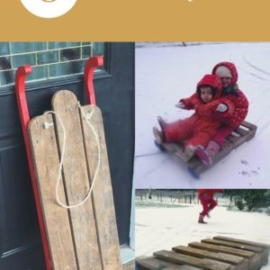 Sleds You Can Make Quickly