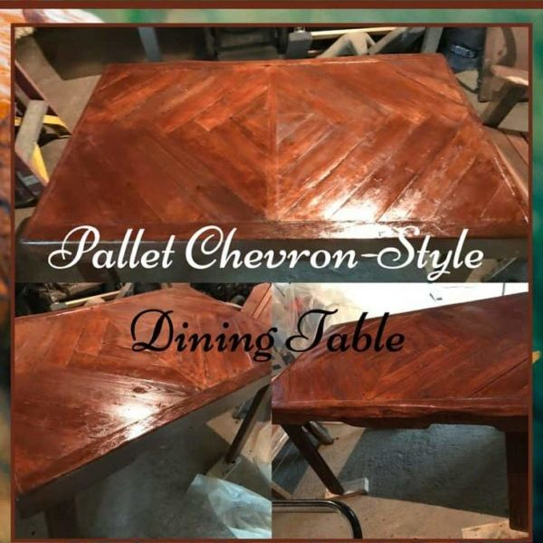 1001pallets.com-attractive-pallet-chevron-dining-table-02