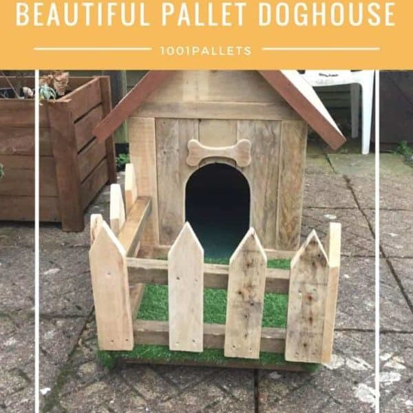 1001pallets.com-barkin-beautiful-pallet-doghouse-picket-fence-01