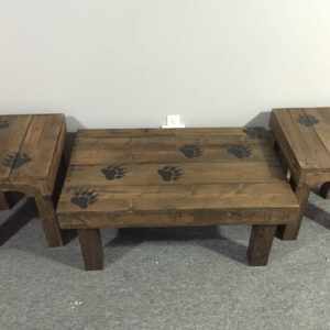 1001pallets.com-bear-claw-coffee-table-and-end-tables