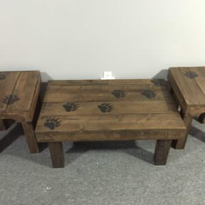 1001pallets.com-bear-claw-coffe-table-and-end-tables