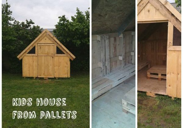 KIds-house-pallet
