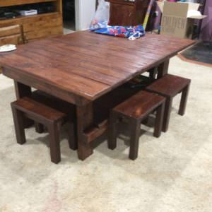 1001pallets.com-coffee-table-and-chairs-for-the-kids