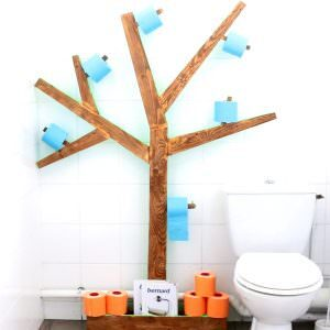 1001pallets.com-diy-video-tutorial-fun-pallet-toilet-paper-tree-10